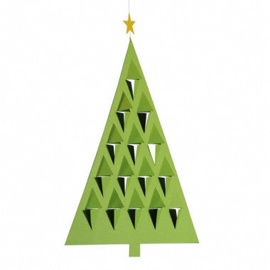 Flensted Mobile - Prism Tree Green