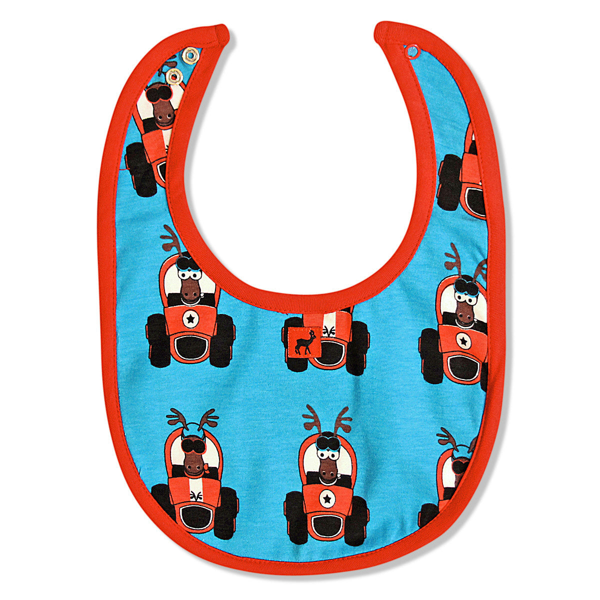 HJORTH blue bib