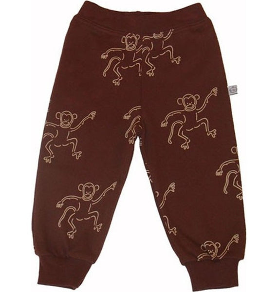 IdaT baggy pants with monkeys