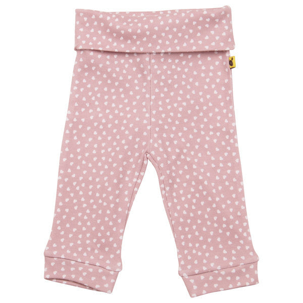Krutter Baby Leggings, Heart Print