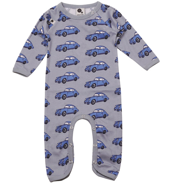 Krutter one-piece, car print