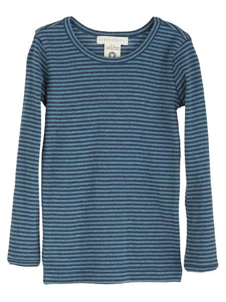 Serendipity organic t-shirt stripes