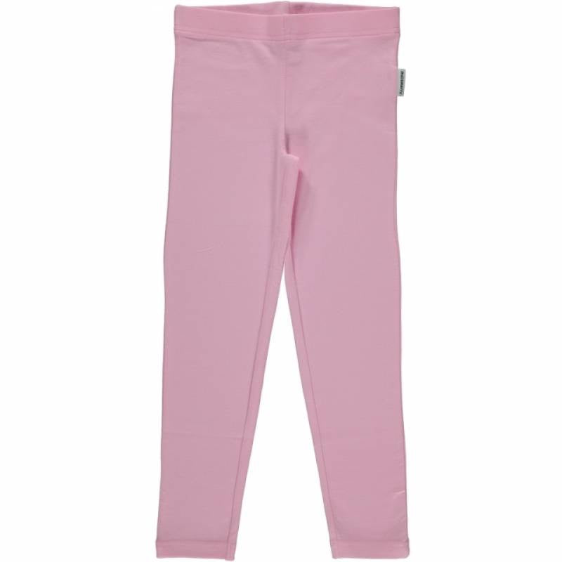 Maxomorra Organic Leggings, Dusty Pink