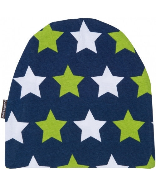 Maxomorra organic star hat