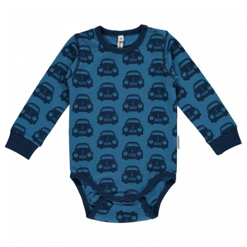 Maxomorra Organic Car Body L/S