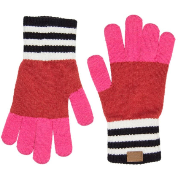 Melton girls cotton gloves