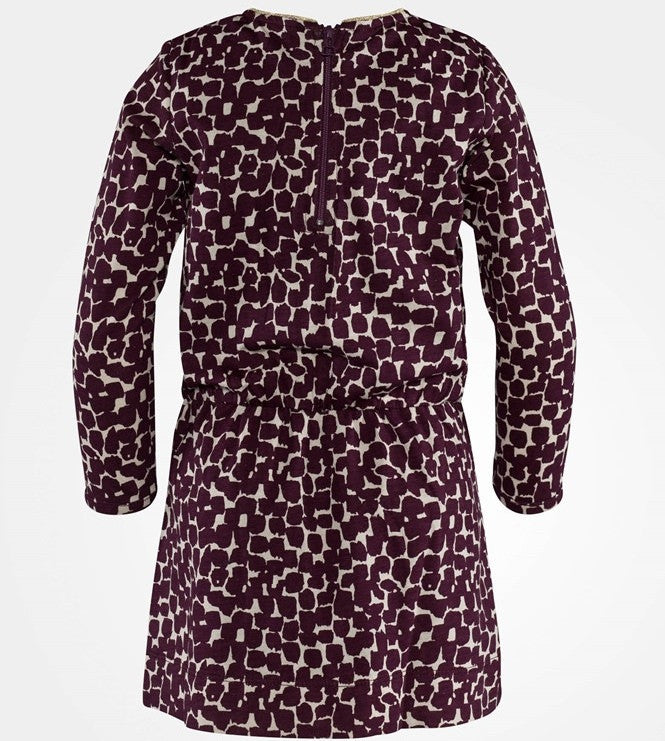 Mini A Ture Gunver dress, blackberry wine