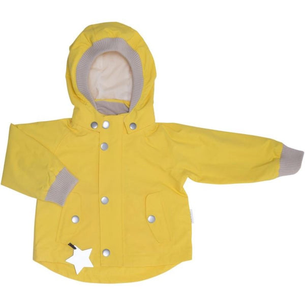 Mini A Ture jacket, Wally, yellow<br>Size 9M