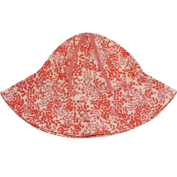 Mini A Ture printed summer hat