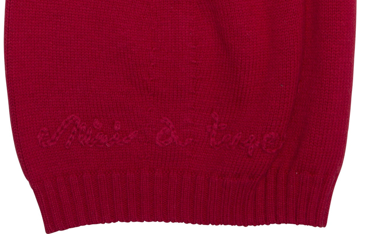 Mini A Ture Santa hat, red