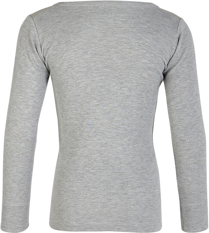 Mini A Ture shirt l/s, gray