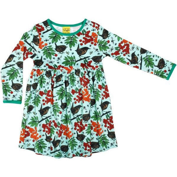 DUNS Organic Rowanberry Dress
