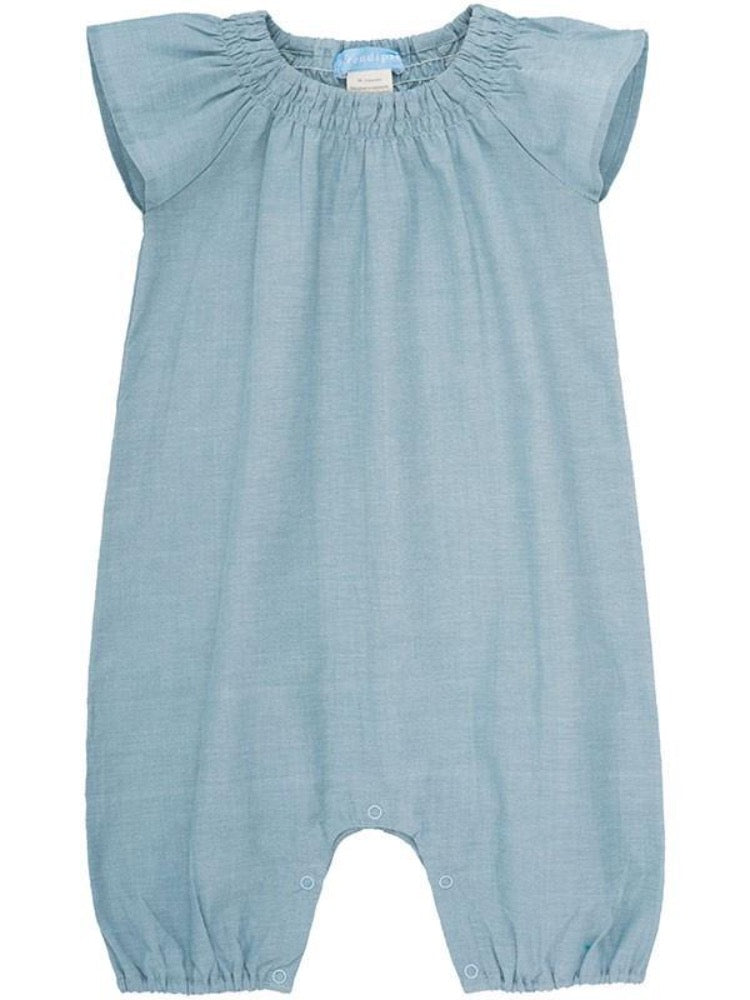 Serendipity Organic Baby Smock Suit