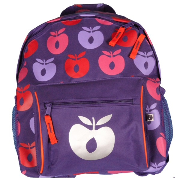 Smafolk preschool  backpack, purple