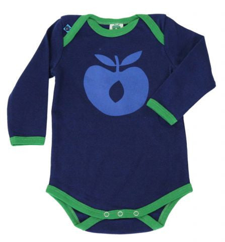 Smafolk bodysuit apple