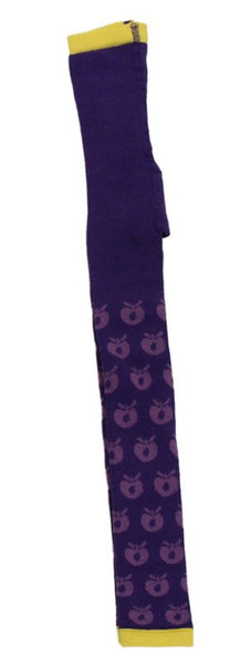 Smafolk leggings, dark purple