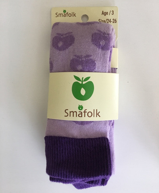 Smafolk leggings, light purple