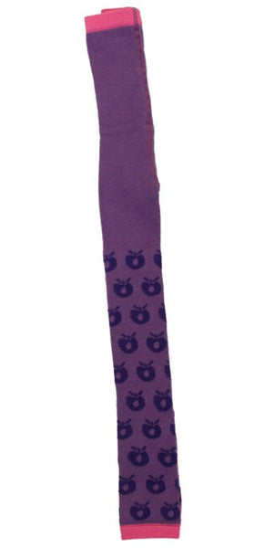 Smafolk leggings, purple