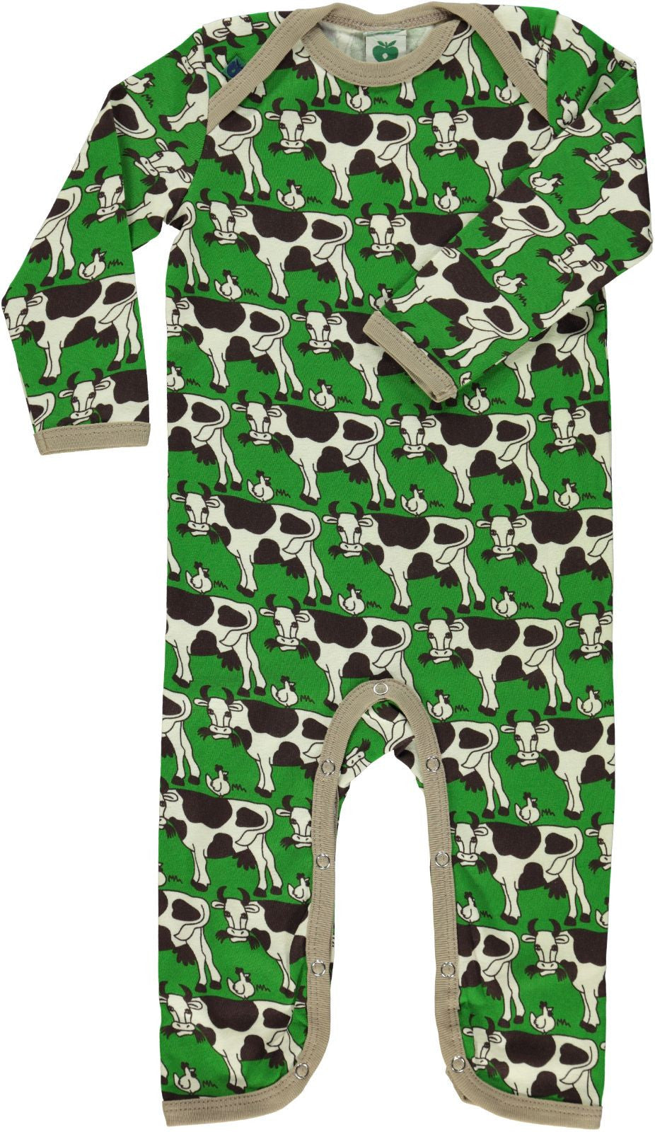 Smafolk one-piece with cows