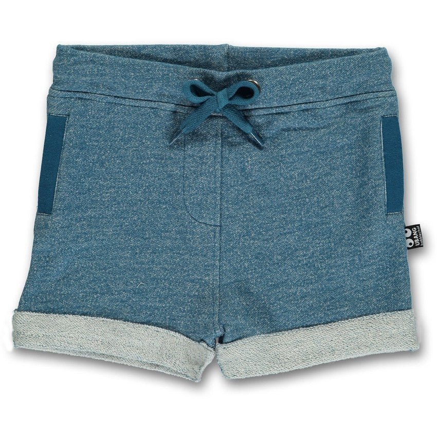 Ubang organic shorts, gender neutral