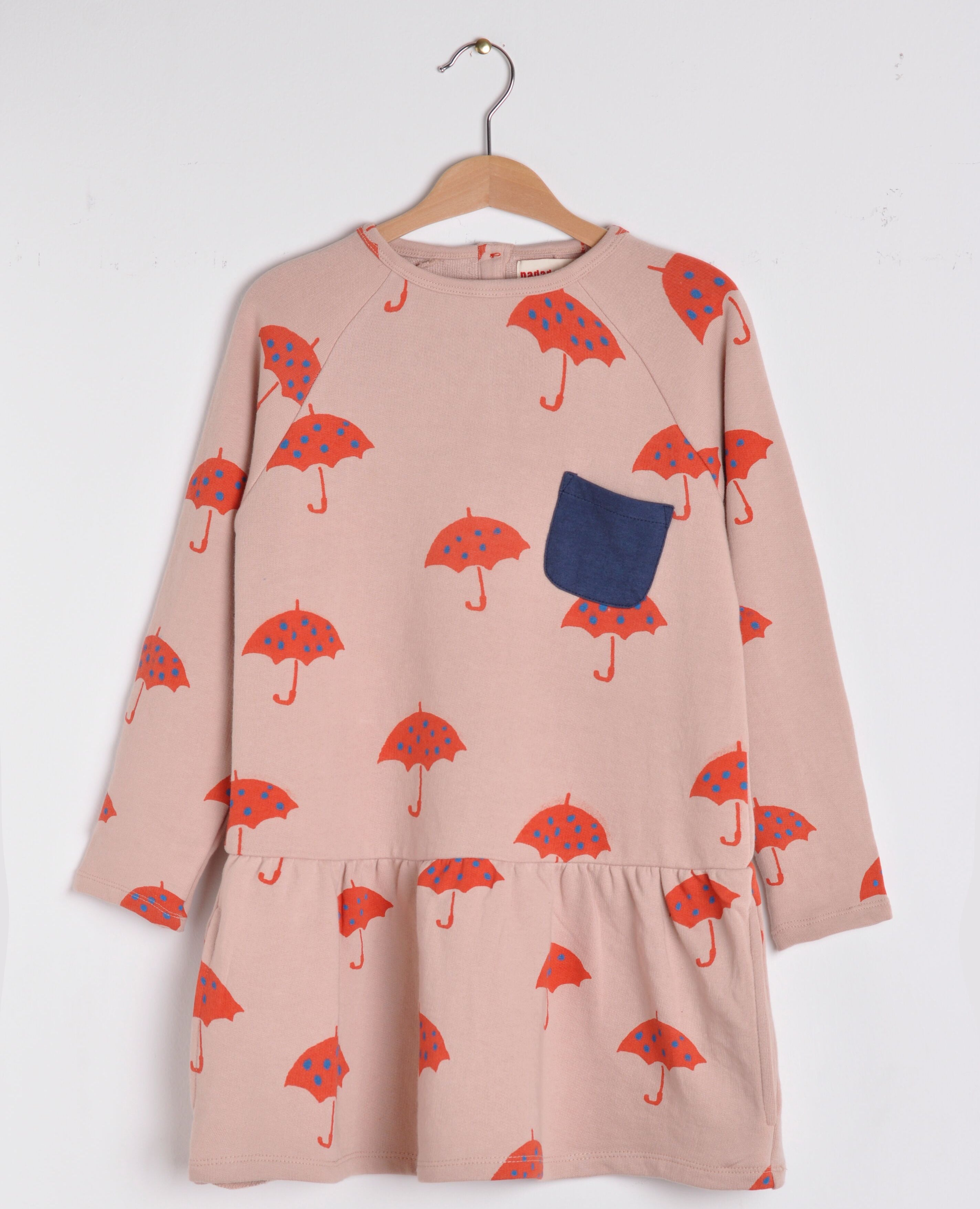 Nadadelazos Organic Umbrella Dress