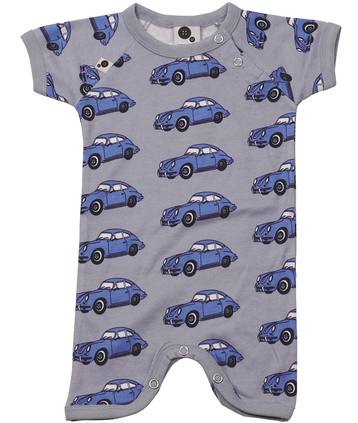 Krutter sunsuit, car print