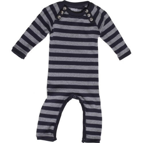 Wheat one-piece stripes
