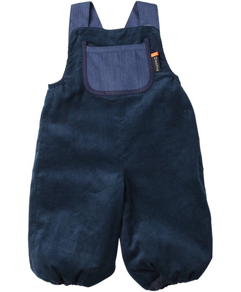Ziestha corduroy overalls with lining