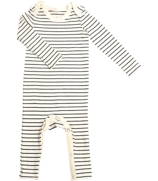 Ziestha one-piece, stripes