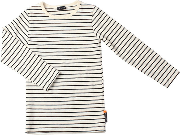 Ziestha t-shirt l/s, stripes<br>Size 2-10Y