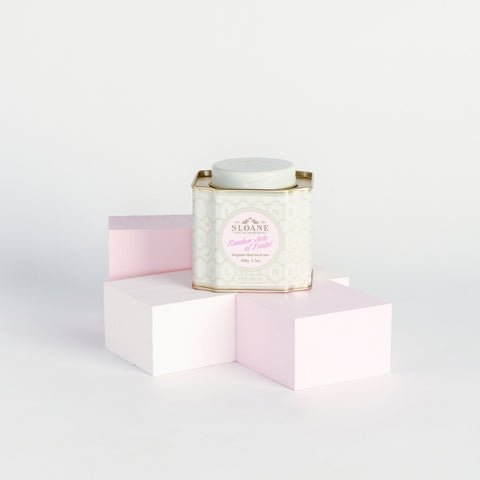 Random Acts of Pastel / Sloane Bergamot Rose Black Tea