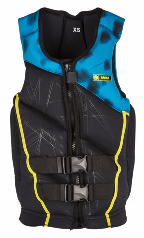 TRA Radar Youth/Teen Vest - Coast Guard Approved