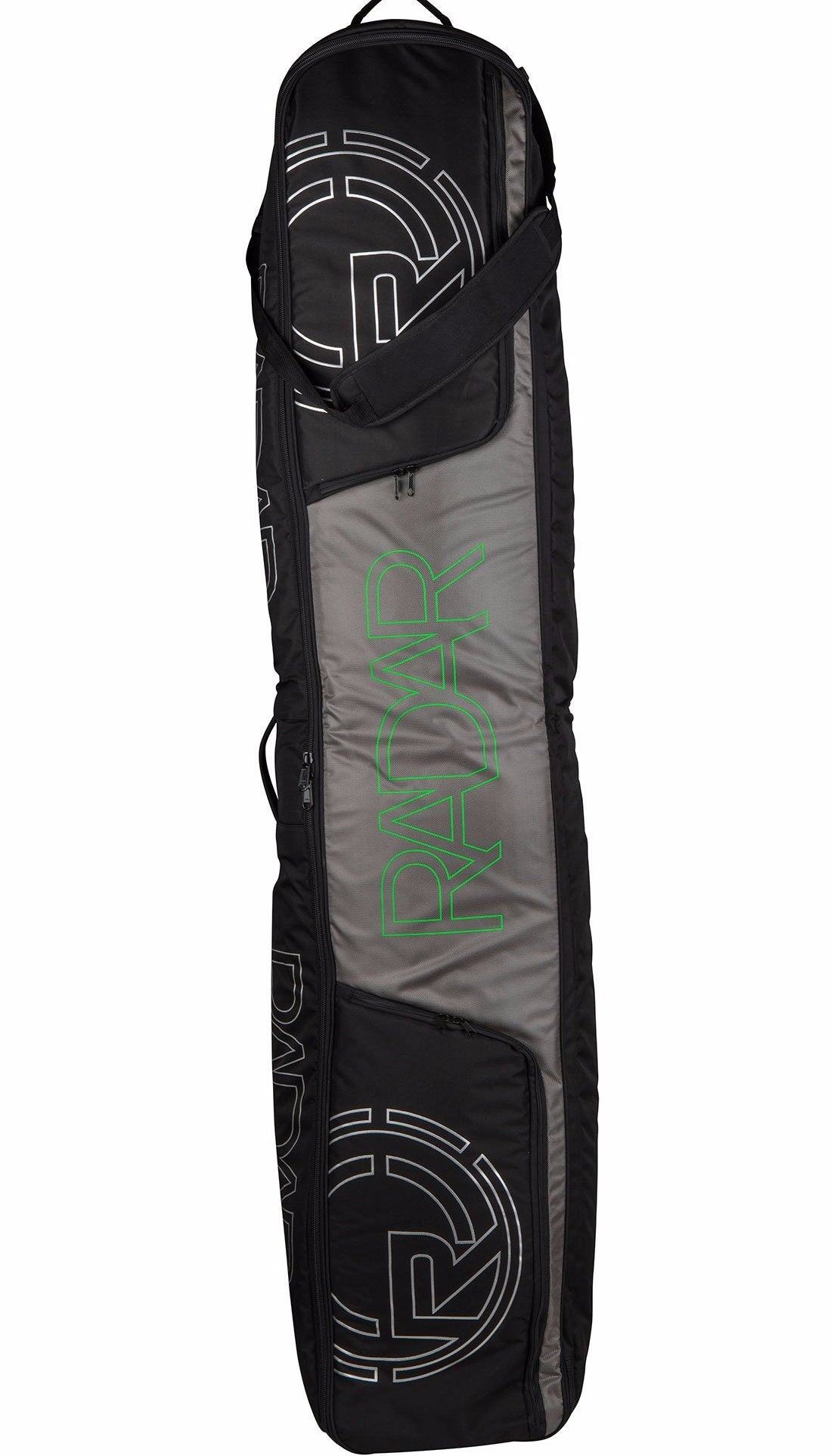 Radar Team Padded Wheelie Bag
