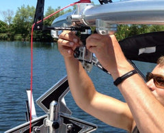 Wakeboarding Mounting System for Go Pro