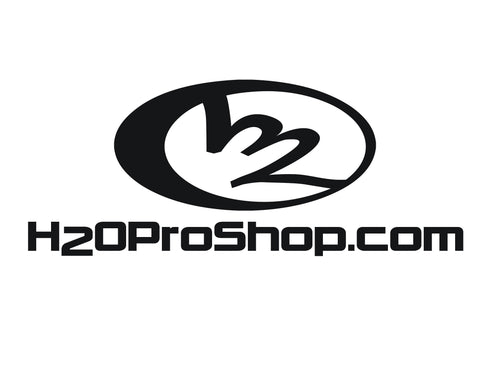 H2OProShop Decal - Free with $50 Purchase!
