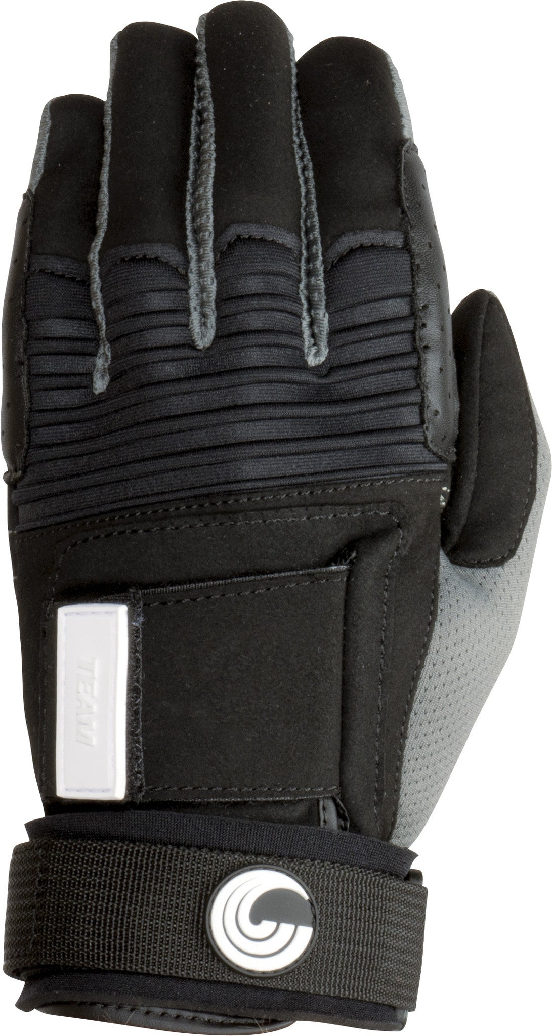 glove front view