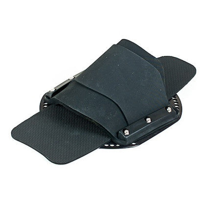 Dynamic Rear Trick Plate Binding