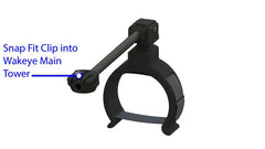 Wakeye Shock Tube Mount- Boom