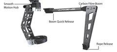 WakeEye XT-One Camera Mount - Ski Rope