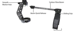 Camera Mount Shock Tube - Wake eye Ski Mount