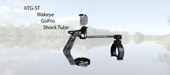 Wakeye GoPro Mount - Shock Tube Water Ski Rope