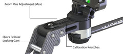 Wake eye GoPro Mount - Shock Tube Water Ski Rope