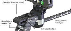 Camera Mount Shock Tube - Wakeye Ski Mount