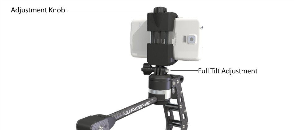 Camera Mount Shock Tube - WakeEye Ski Mount
