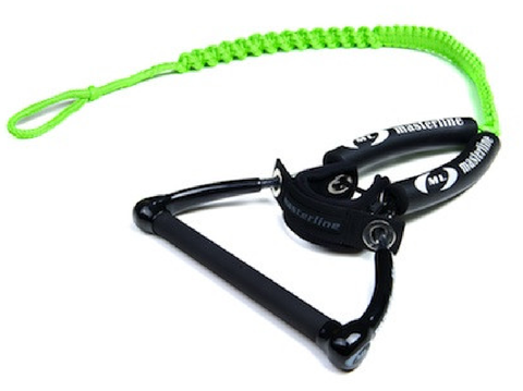 Masterline Trick Handle - Pro - Custom Rope Color