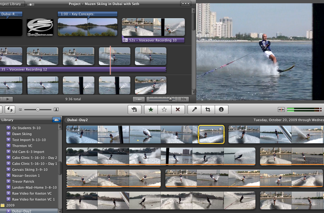 Video Training and Analysis from a Pro! Water Ski