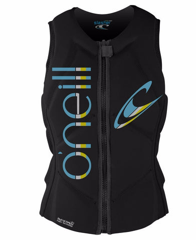 O'Neill Slasher Womens Comp Vest for Ski / Wake