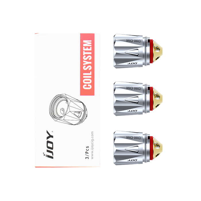 IJOY DIAMOND (DM) COILS (3 pack)