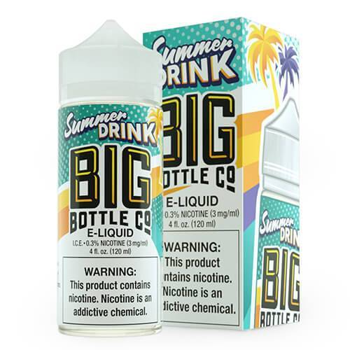 Summer Drink - Big Bottle Juice co.