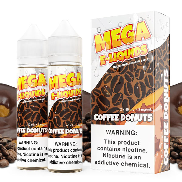 MEGA - Coffee Donuts